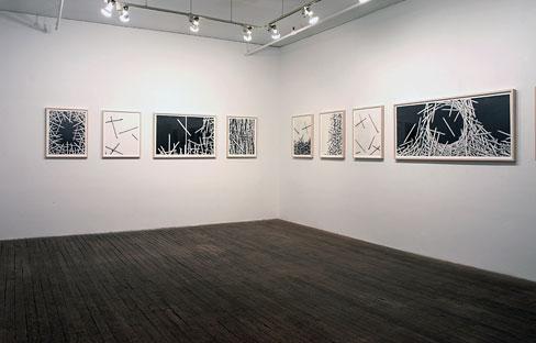 Installation, Galerie Rene Blouin, 2006