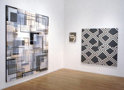 Installation, Anna Kustera Gallery, 1999