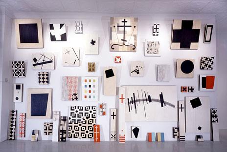 Installation, Stux Gallery, 1992
